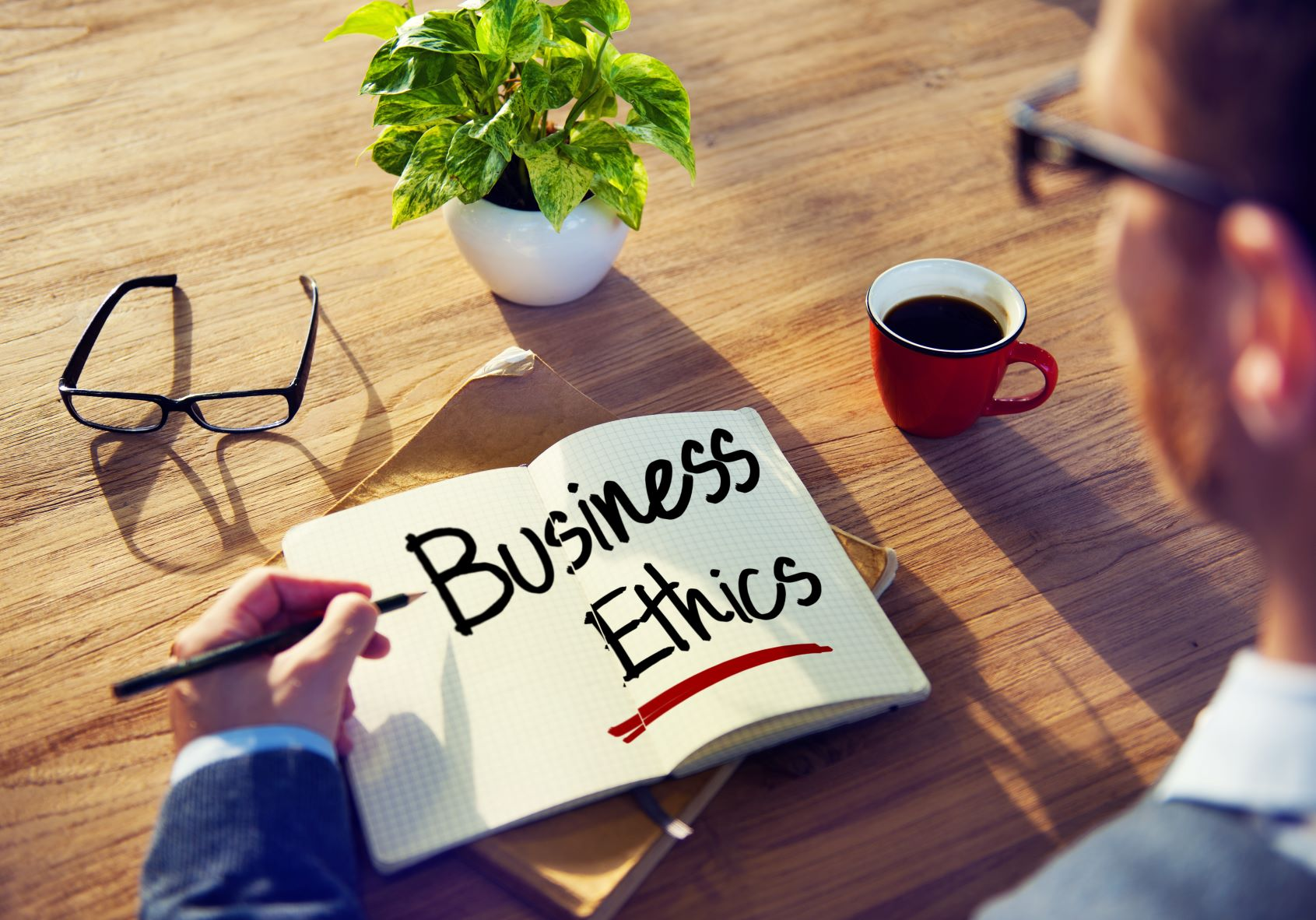 Ethical Issues in Management - e-Book
