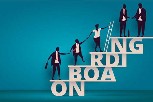 Onboarding – The Essential Rules for a Successful Onboarding Programme