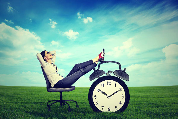 Time Management - Get Organised for Peak Performance