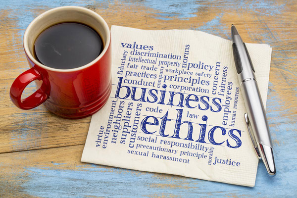 Business Ethics for the Office - Distance Learning CPD