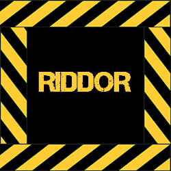 RIDDOR - e-Learning CPD