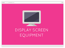 Display Screen Equipment - e-Learning CPD