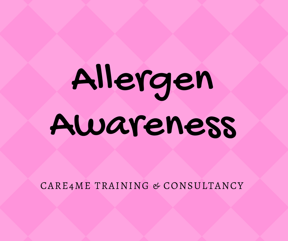 Allergen Awareness - e-Learning CPD