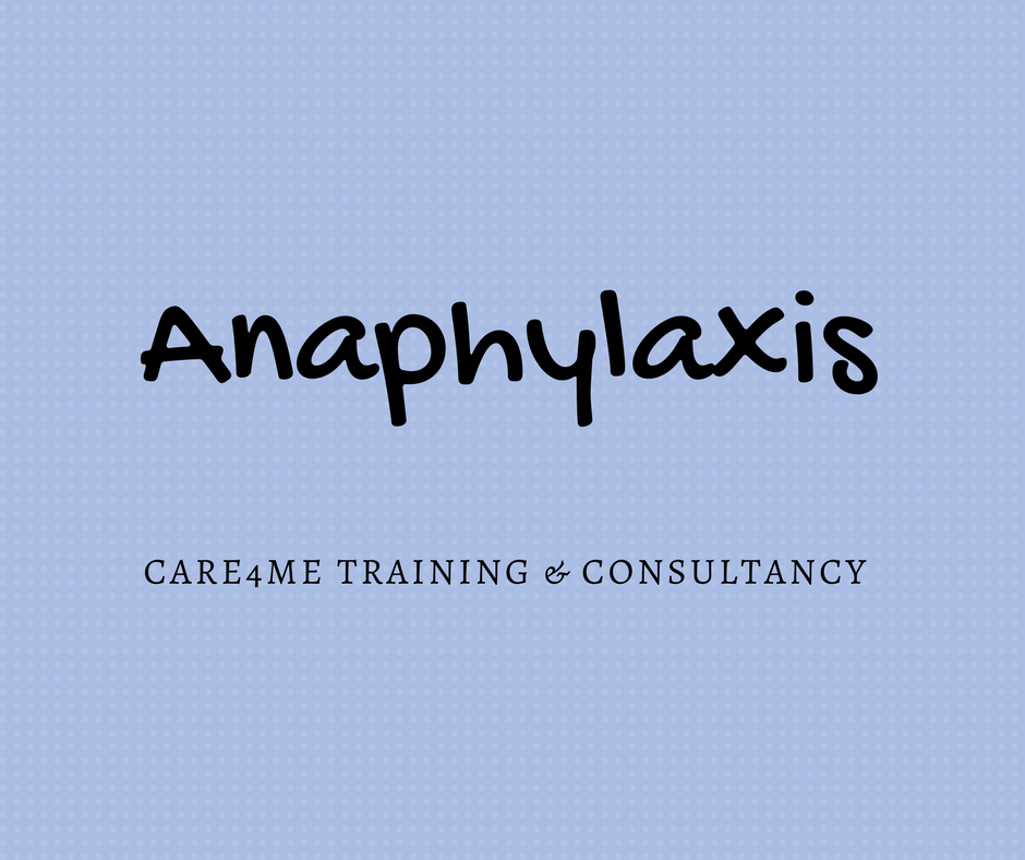 Anaphylaxis - e-Learning CPD