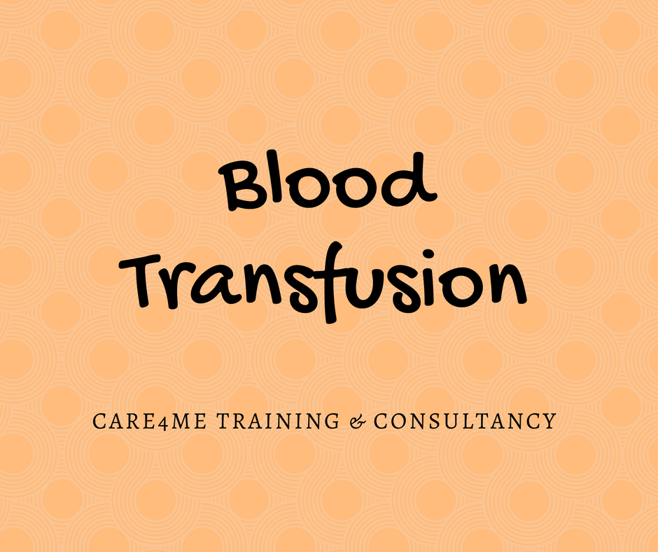 Blood Transfusion - e-Learning CPD