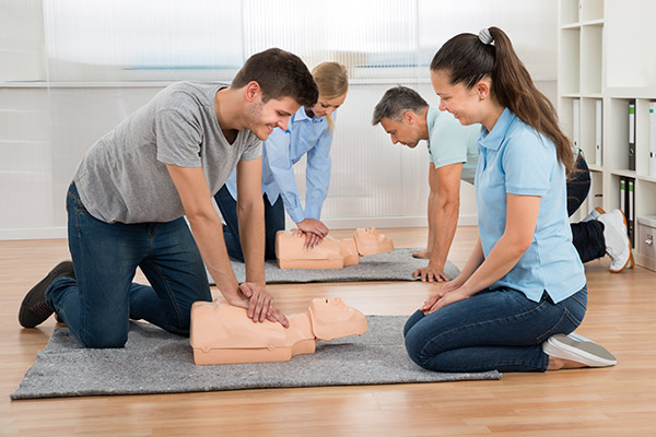 First Aid - e-Learning CPD