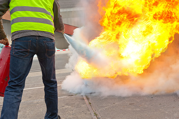 Fire Warden - e-Learning CPD