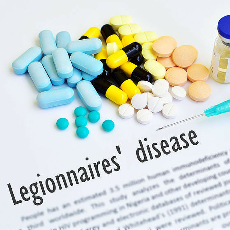 Legionnaires - e-Learning CPD