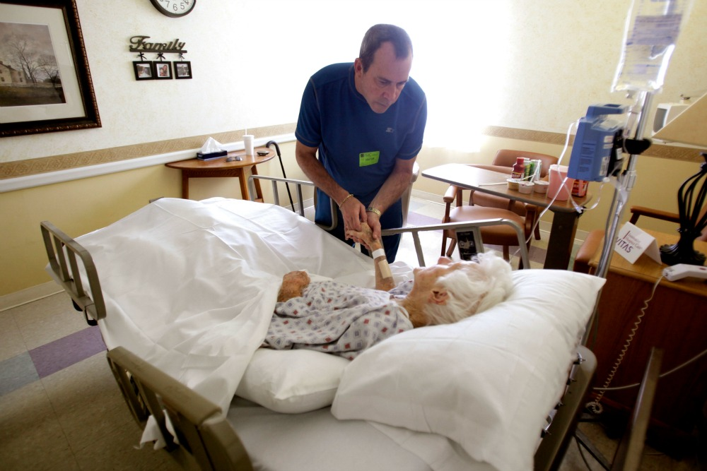 Caring For Dying People - Video CPD