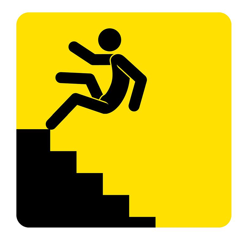 SLIPS, TRIPS & FALLS: HEALTHCARE