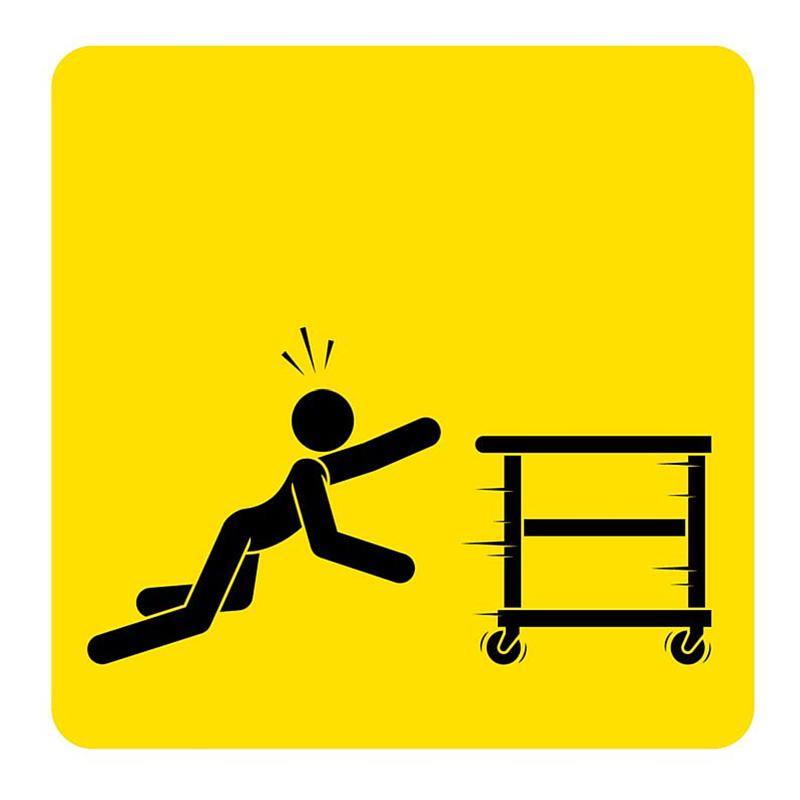 SLIPS, TRIPS & FALLS: HOSPITALITY
