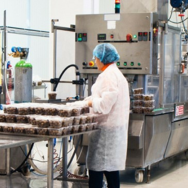 Food Safety level 2 in Manufacturing - e-Learning CPD