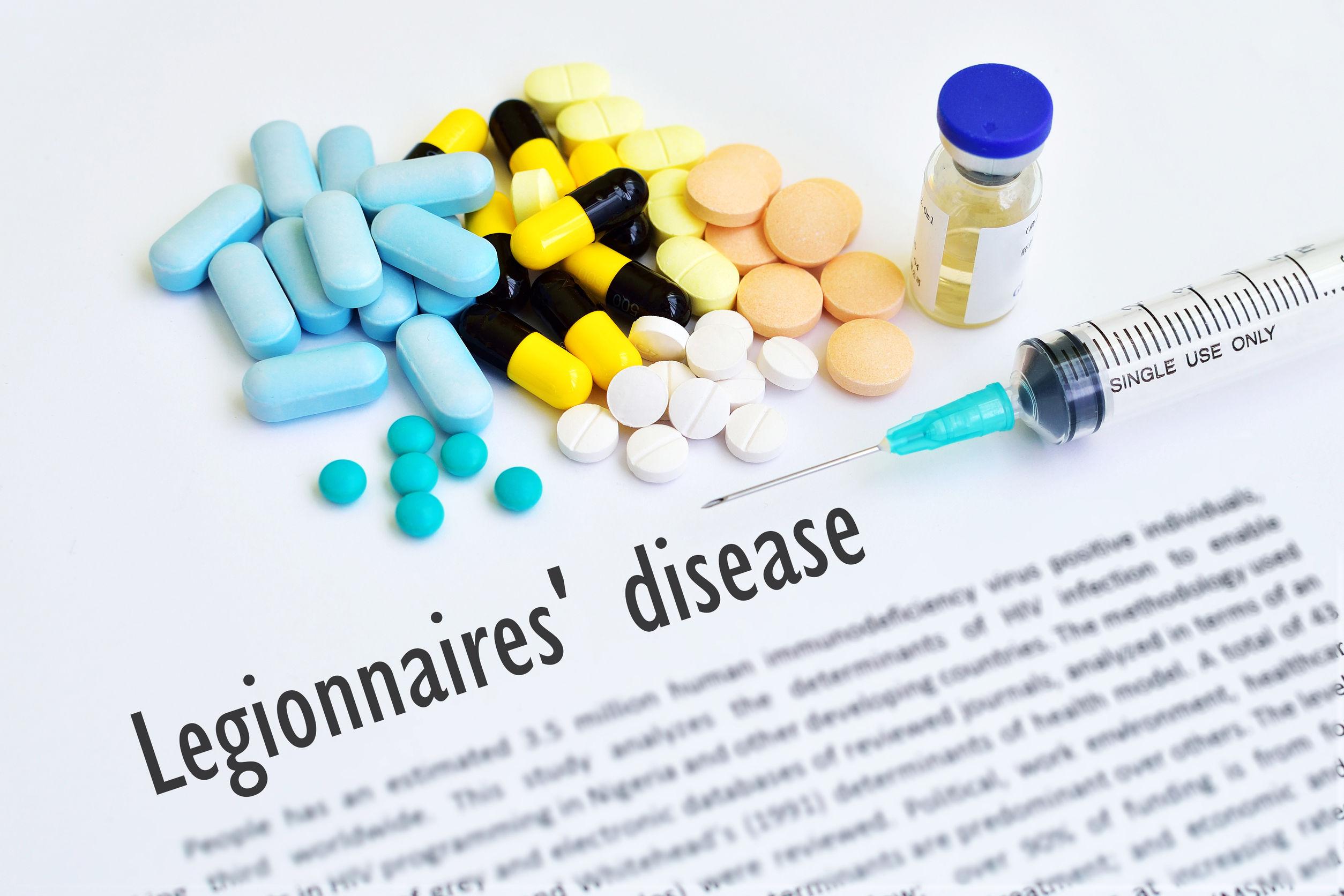 Legionnaires - e-Learning CPD